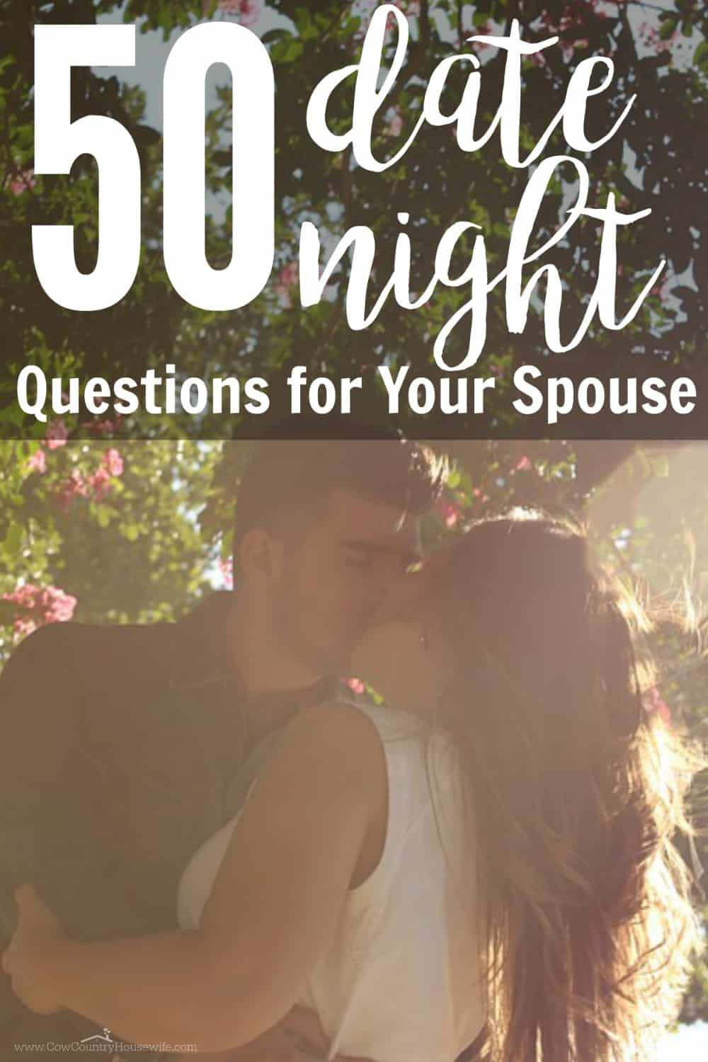 dating your spouse sponsoring questions